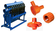 Leading Manufacturer & Exporter Of Solids control Equipment and spares