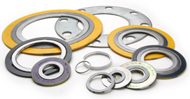 Flanges gaskets