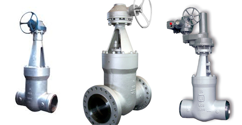 Industrial Pressure Seal Valves Manufacturers Suppliers Exporters India